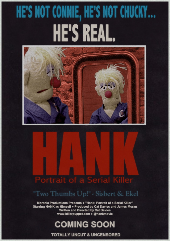 HankPoster13thOct