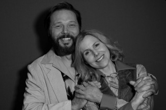 Shaun Dooley & Sally Phillips, promo Photo by This Thing Called Photography, copyright Moranic Productions 2017