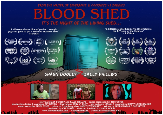 BloodShedPosterQuad 18thMay2018