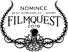 2018_-_FilmQuest_Nominee_-_Screenplay_Short-BlackOnWhite