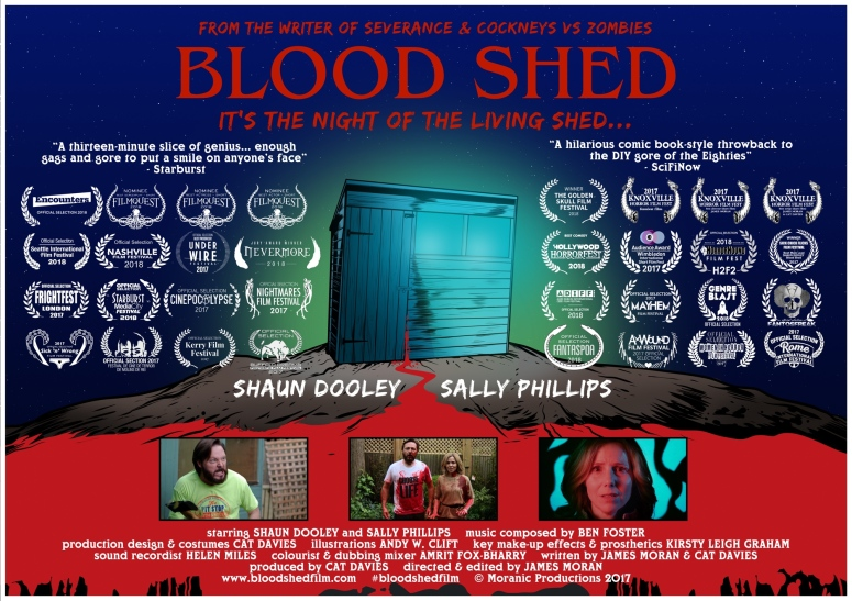 BloodShedPosterQuad 13thAugust2018